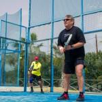 6 pistas de padel outdoor