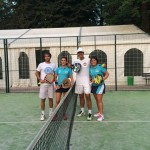Partidos en Tennis Club Ambrosiano