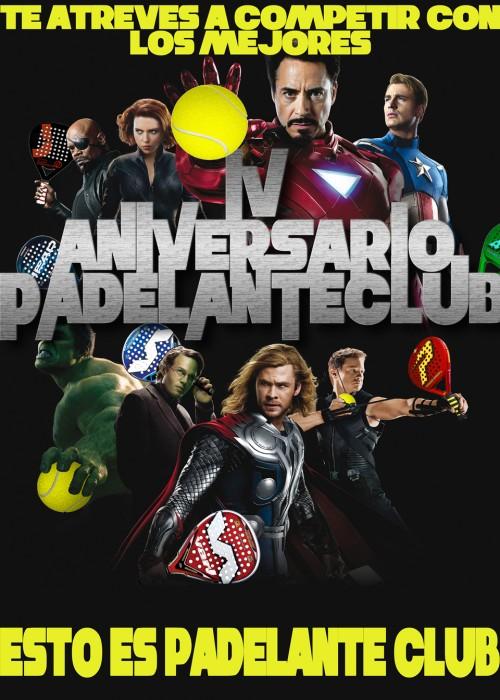4 aniversario
